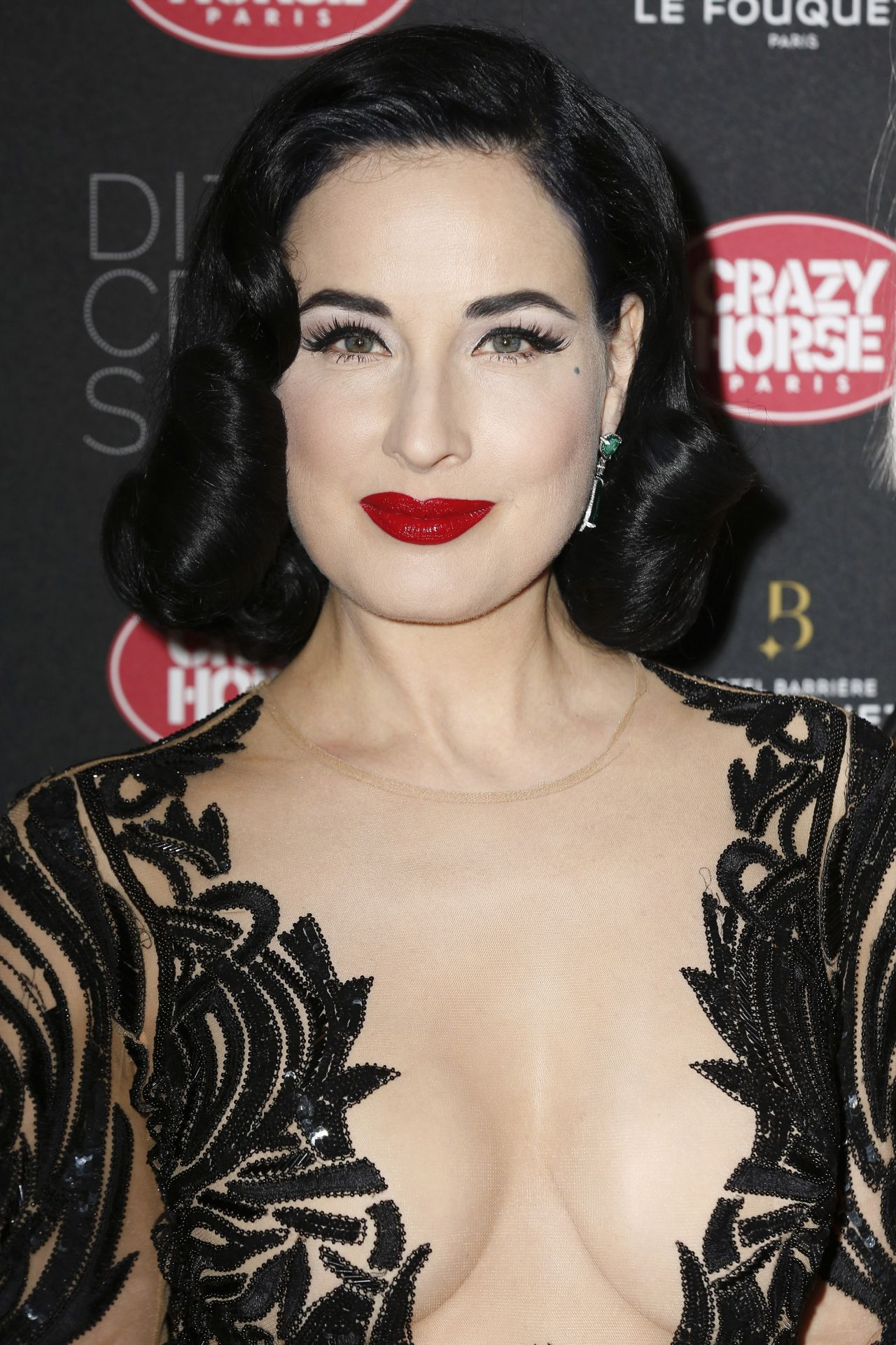 Nude Pictures Of Dita Von Teese 48