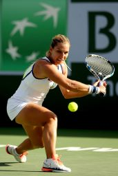 Dominika Cibulkova - BNP Paribas Open 2016 in Indian Wells