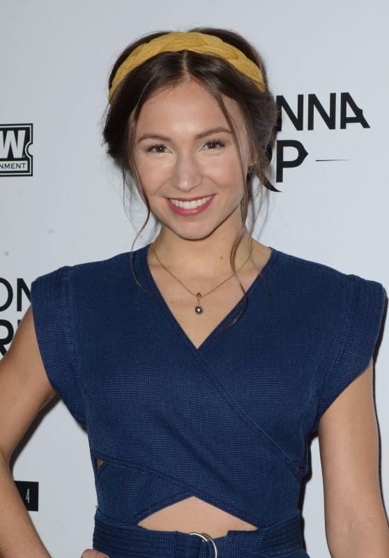 Dominique Provost-Chalkley – 'Wynonna Earp' at WONDERCON 2016 in Los Angeles