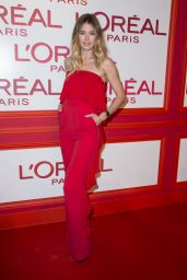 Doutzen Kroes – L'Oreal Red Obsession Party - Paris Fashion Week 3/8/2016