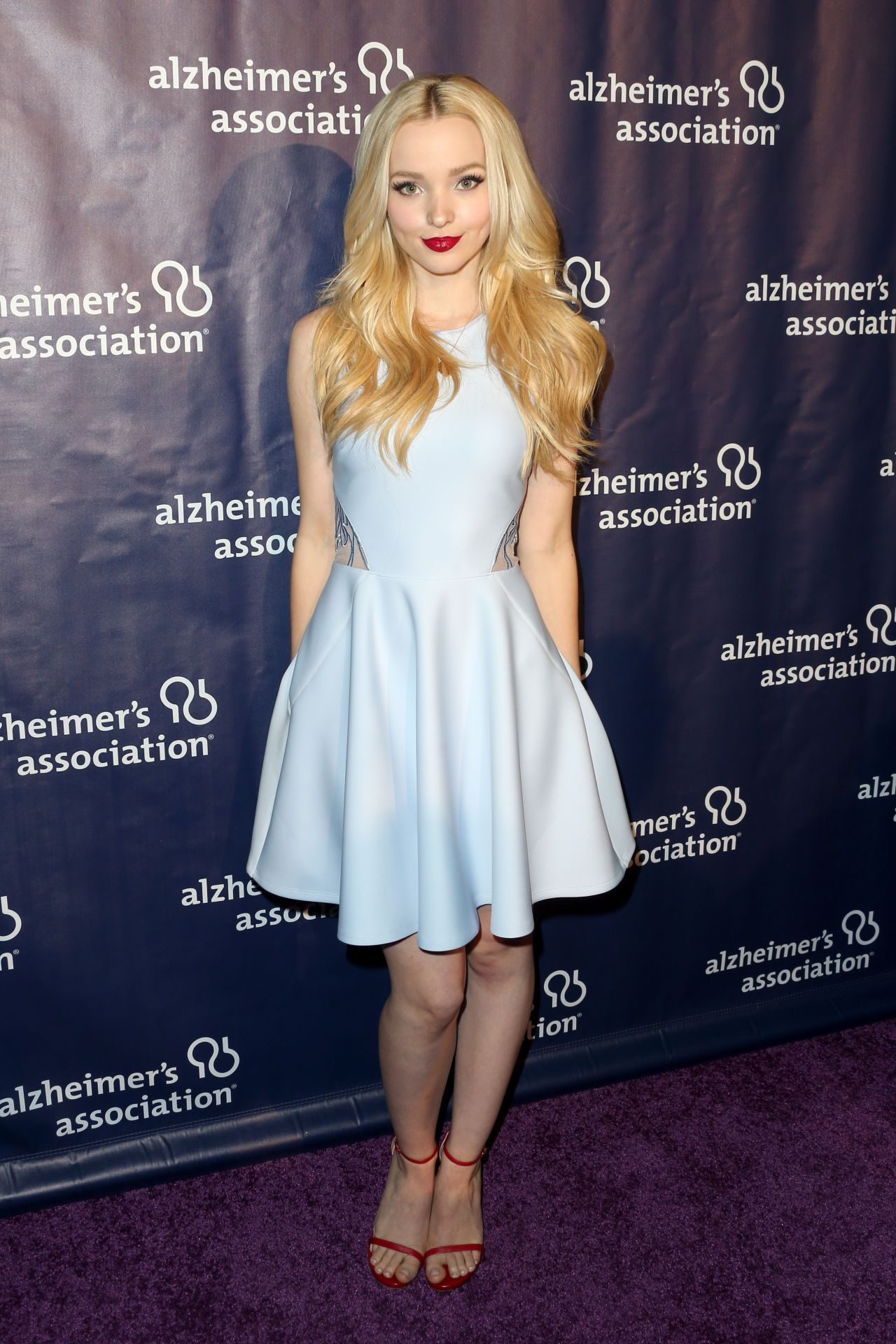 Dove Cameron 2016 Alzheimer S Association A Night At Sardi S In Beverly Hills