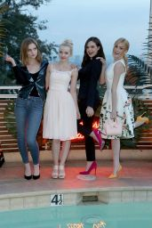 Dove Cameron - Ted Baker London Spring Summer