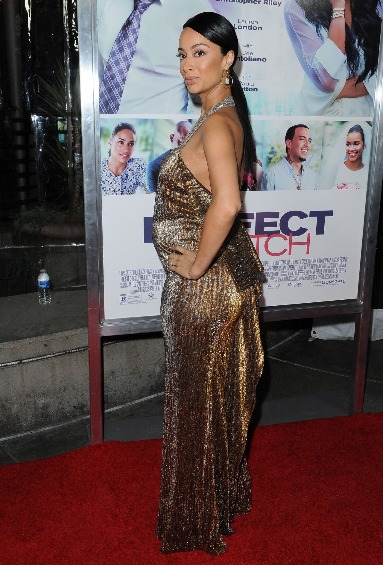 Draya Michele The Perfect Match Premiere In Los Angeles