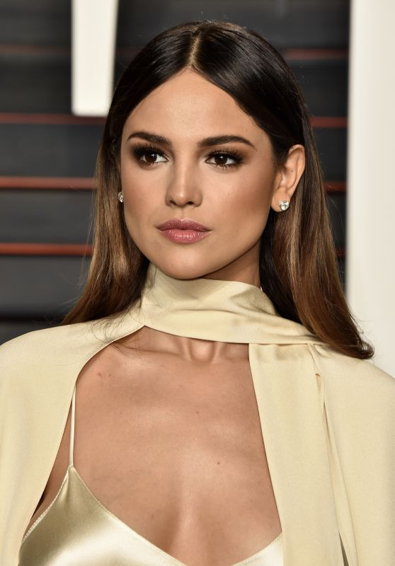Eiza Gonzalez – Vanity Fair Oscar 2016 Party in Beverly Hills, CA