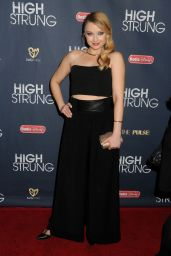 Elisabeth Harnois – 'Paladin's High Strung' Premiere in Hollywood