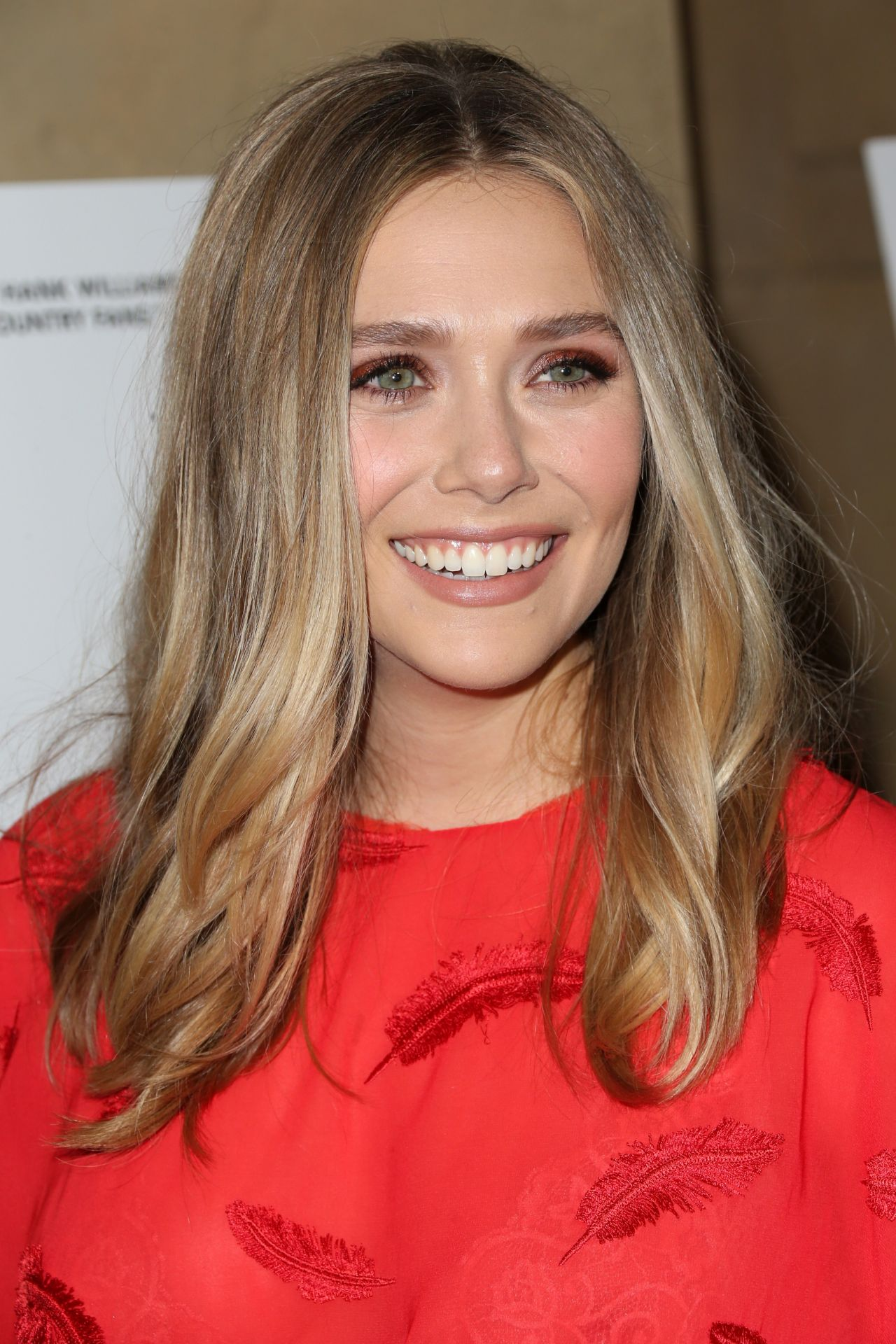 Elizabeth Olsen I Saw The Light Premiere In Hollywood