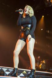 Ellie Goulding Performing in Glasgow 3/18/2016