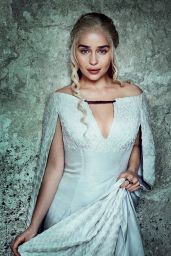 Emilia Clarke – Entertainment Weekly April 2016 Photos