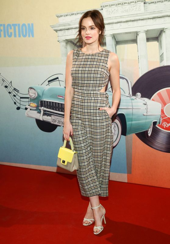 Emilia Schule - 'Ku'damm 56' Premiere at Astor Film Lounge in Charlottenburg, March 2016