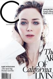 Emily Blunt - Photoshoot for C Magazine April 2016
