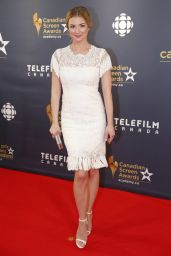 Emily VanCamp - 2016 Canadian Screen Awards in Toronto