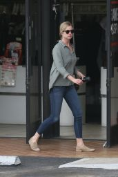 Emily VanCamp - Shopping in West Hollywood, CA 3/10/2016