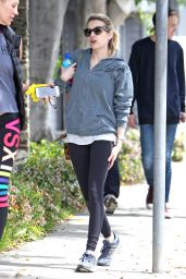 Emma Roberts - Out in Los Angeles 3/21/2016