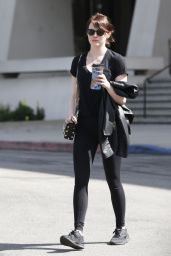 Emma Stone - Out in Los Angeles, 3/9/2016