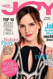 Emma Watson - Joy Magazine Czech Republic April 2016 Cover
