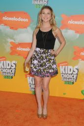 Emmy Buckner – 2016 Nickelodeon Kids' Choice Awards in Inglewood, CA