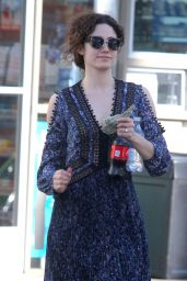 Emmy Rossum - Out in Los Angeles 3/24/2016