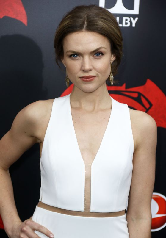 Erin Richards – 'Batman V Superman: Dawn Of Justice' Premiere in NYC 3/20/2016
