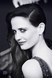 Eva Green - Grazia Magazine March 2016 Issue