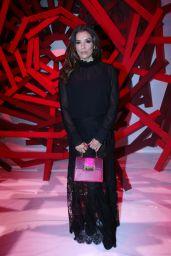 Eva Longoria - Shiatzy Chen Fashion Show in Paris 3/8/2016