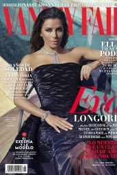 Eva Longoria - Vanity Fair Magazine Mexico March 2016 Issue