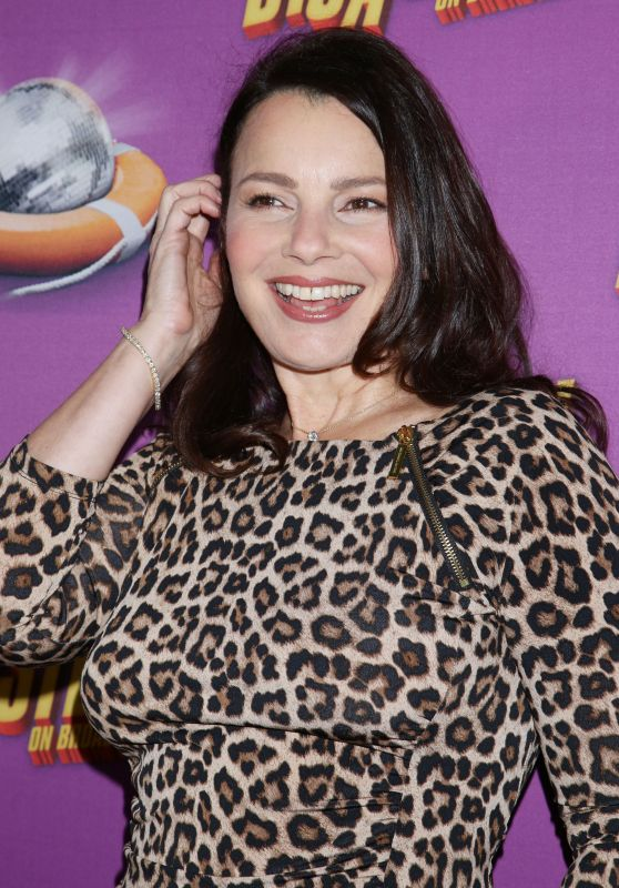 Fran Drescher – 'Disaster!' Musical Opening Night on Broadway in New York City 3/8/2016