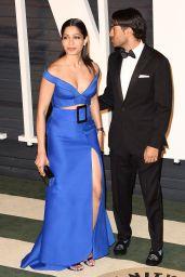 Freida Pinto – 2016 Vanity Fair Oscar Party in Beverly Hills, CA