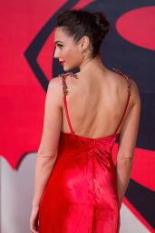 Gal Gadot - Batman v Superman: Dawn of Justice Premiere in London, UK 3/22/2016