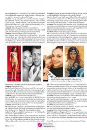 Gal Gadot - Glamour Magazine April 2016 Issue