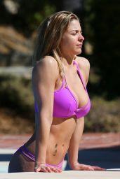 Gemma Atkinson Bikini PIcs - Marbella, Spain March 2016