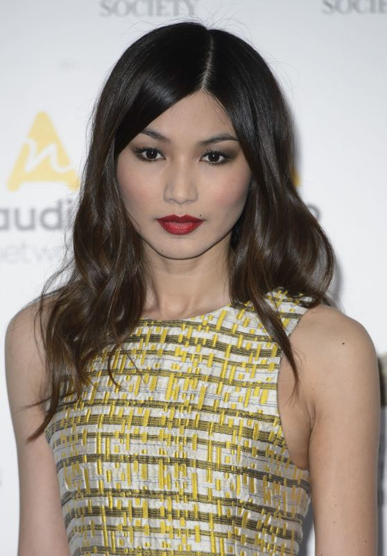 Gemma Chan - The Royal Television Society Programme Awards in London 3/23/2016
