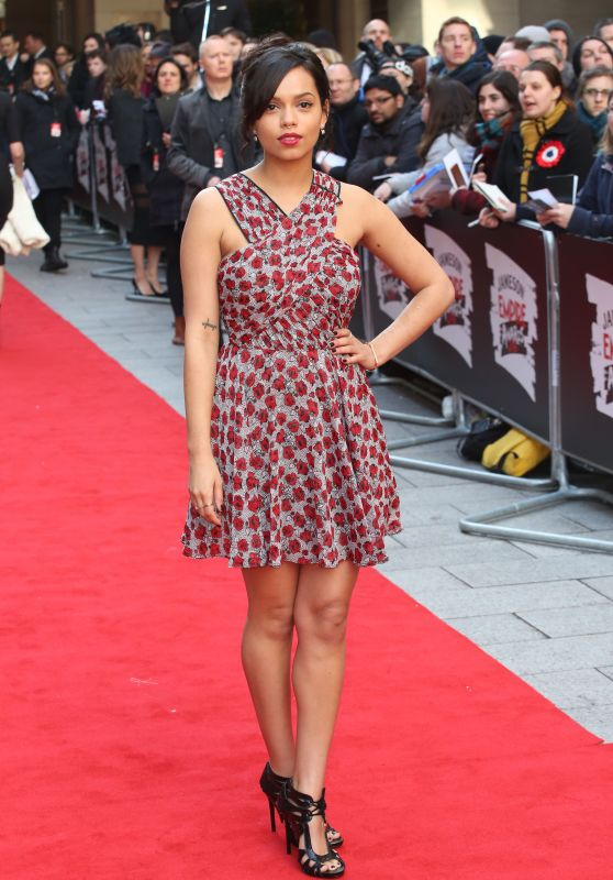 Georgina Campbell – The Jameson Empire Film Awards 2016 in London