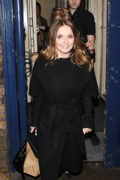 Geri Halliwell - Out in London, UK 3/20/2016