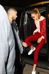 Gigi Hadid - Album Release Party in New York City, NY 3/25/2016
