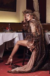 Gigi Hadid - Photoshoot for CR Fashion Book No.8 2016