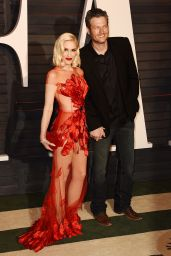 Gwen Stefani – 2016 Vanity Fair Oscar Party in Beverly Hills, CA
