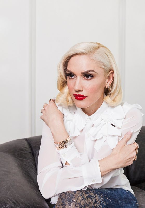 Gwen Stefani Photos - New York Times March 2016