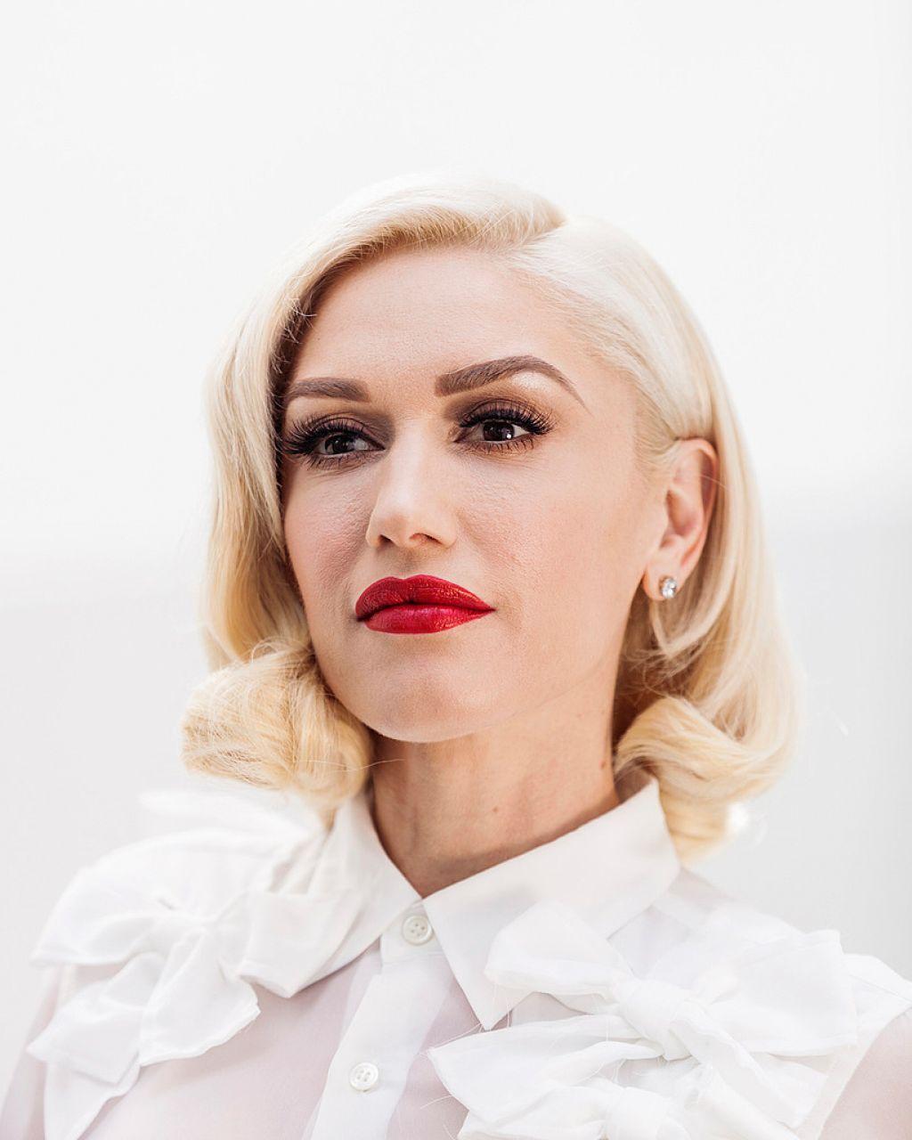 Gwen Stefani Photos - New York Times March 2016 Gwen Stefani
