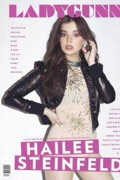 Hailee Steinfeld - Ladygunn Magazine March 2016 Cover
