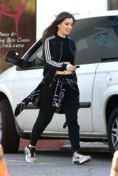 Hailee Steinfeld - Leaving a Dance Studio in Los Angeles 3/23/2016