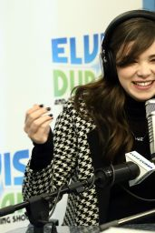 Hailee Steinfeld - The Elvis Duran Z100 Morning Show in NYC 3/3/2016