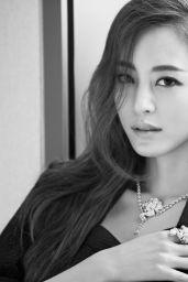 Han Ye-seul - Marie Claire Magazine Korea April 2016