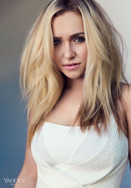 Hayden Panettiere - Yahoo! Style Photoshoot - March 2016