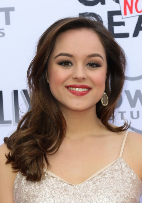 Hayley Orrantia - Pure Flix Entertainment