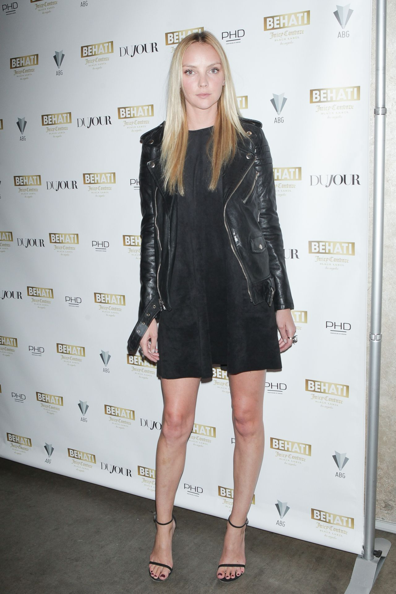 Heather Marks For Elle France: Behati X Juicy Couture Launch In New York