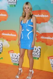 Heidi Klum – 2016 Kids' Choice Awards in Inglewood, CA