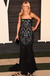 Heidi Klum – 2016 Vanity Fair Oscar Party in Beverly Hills, CA