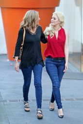 Heidi Montag Street Style - Out in Hollywood 3/1/2016