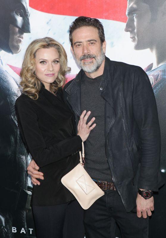 Hilarie Burton – 'Batman v Superman: Dawn of Justice' Premiere in New York City