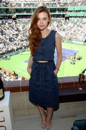 Holland Roden – 2016 BNP Paribas Open in Indian Wells, California